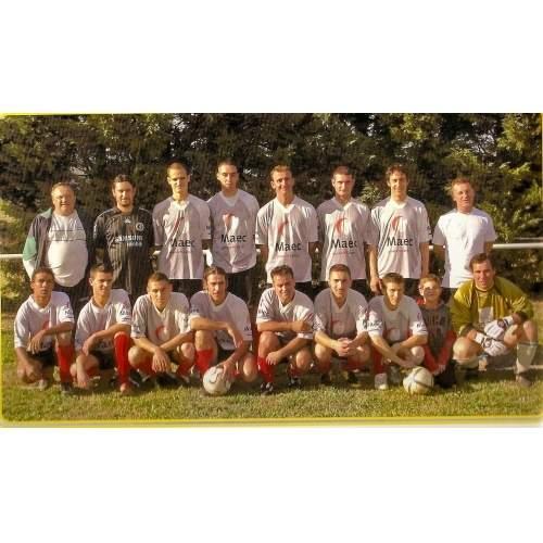 SENIOR Equipe 1  2007/2008