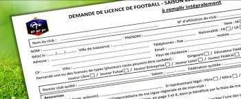 Licences nouveautés saison 2017/2018
