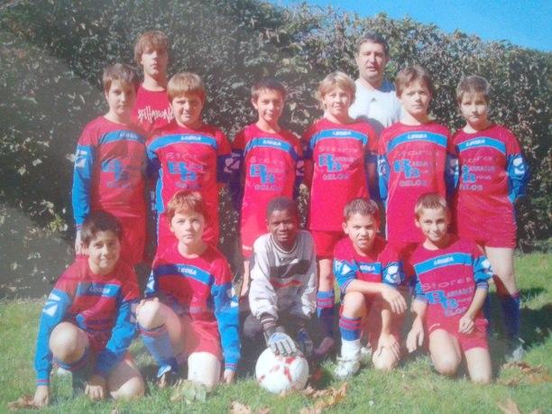 Nos U13 en 2007