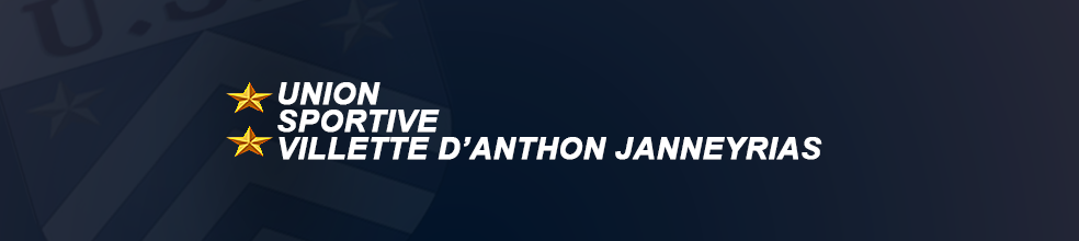 UNION SPORTIVE VILLETTE D'ANTHON JANNEYRIAS : site officiel du club de foot de VILLETTE D'ANTHON - footeo