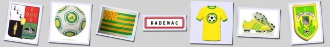 Site Internet officiel du club de football La Vigilante Radenac