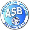 logo du club ASSOCIATION SPORTIVE DE BÉTHENIVILLE