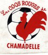 logo du club COQS ROUGES DE CHAMADELLE