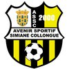 logo du club AVENIR SPORTIF SIMIANE COLLONGUE