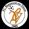 logo du club FC Beaumont en Véron