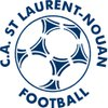 logo du club Club Athlétique Saint Laurent-Nouan  Football
