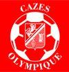 logo du club CAZES OLYMPIQUE