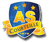 logo du club A.S COURTEILLE