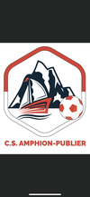 logo du club CS AMPHION PUBLIER