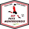 logo du club Entente des Clubs de Football du Pays Montrésorois