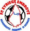 logo du club FC EYRIEUX EMBROYE