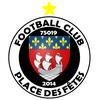 logo du club FC Place des Fêtes