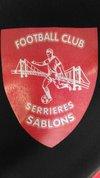 logo du club FC Serrières Sablons