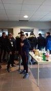 U15G - 12/01/19 - j'aime la gâlette .....gouter - Jeunesse Sportive Cintegabelloise