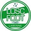 logo du club Labenne O.S.C