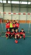 L'équipe 1 des U11 PAF aux qualifs futsal termine première ex aequo de sa poule - Pyrénées Ariègeoises Football