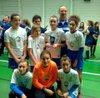 Equipe U13F Championne départementale Coupe Futsal  le 12-01-2019 - Association Sportive La Percheronne