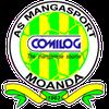 logo du club Mouana à nzambi FC