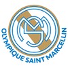 logo du club Olympique Saint Marcellin