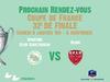 Coupe de France 32ème de Finale - S.C.Schiltigheim