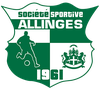 logo du club SOCIETE SPORTIVE ALLINGES