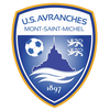logo du club US AVRANCHES