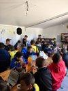 Stage de foot au USCP et merci à tous  - UNION SPORTIVE CHAMPDENIERS-PAMPLIE