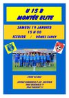 tous au mas samedi 15 h avec les U15 B - U.S. Issoire Football