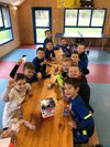 Goûter de Noël de nos U6-U7 - US St Jean sur Mayenne Football