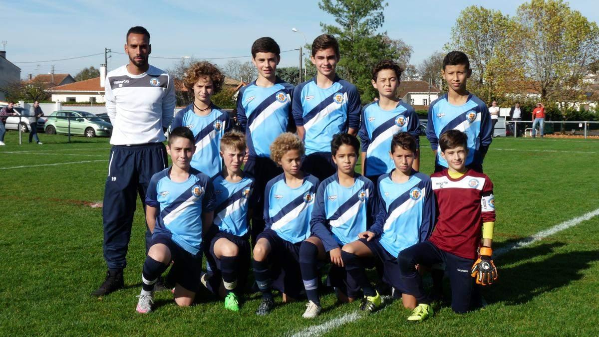 U13 - Equipe 1
