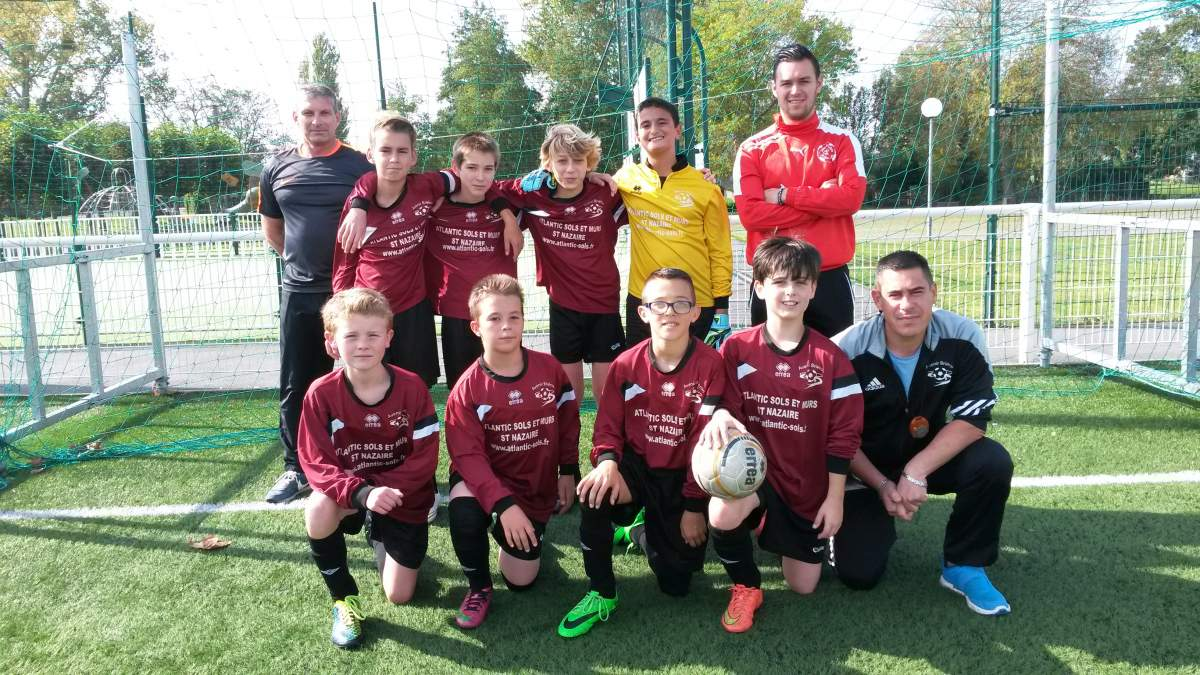 AVENIR BRIERON  FC NANTES  U12