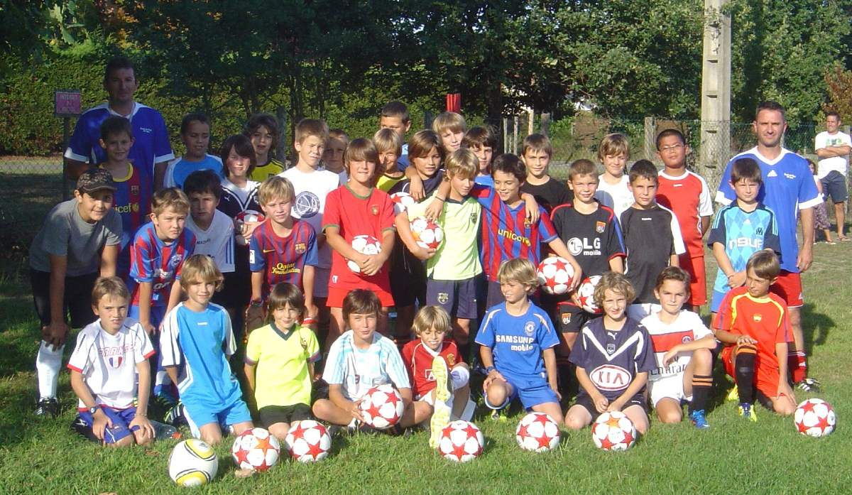FC ST GEOURS U 13 (2)