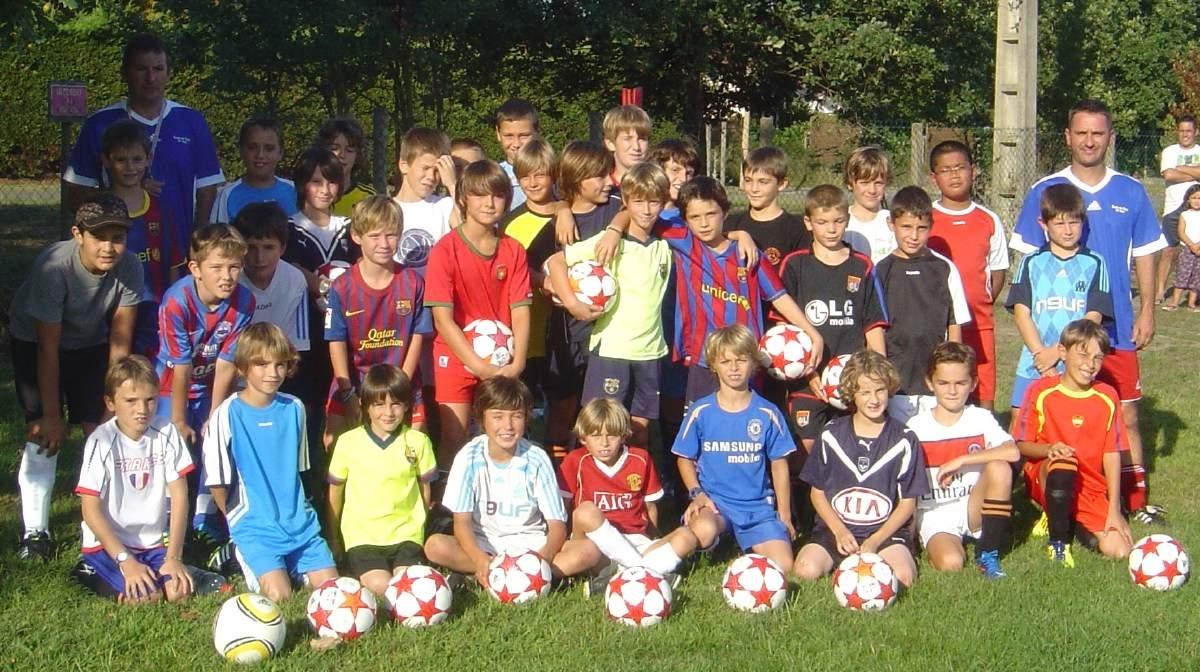 FC ST GEOURS U 11 (2)