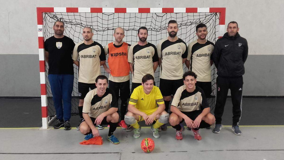 Sporting Claret Futsal 1
