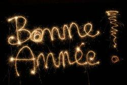 BONNE & HEUREUSE ANNEE 2019