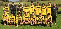 ACS LABRESPY - 21/10/2018 - Equipe1 & 2 - - Association Culturelle et Sportive de Labrespy