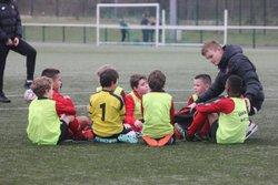 plateau amical U11 contre Orvault RC - AEPR Rezé Football