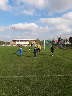 Entrainement Ecole fe foot mercredi 17 Oct - AS CUINCY FOOTBALL