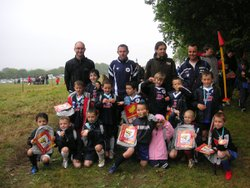 JOURNEE NATIONALE DEBUTANTS 2009 - FOOTBALL CLUB BIGOUDEN