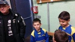 PLATEAU DE NOS U8/U9 A MONTERBLANC DU SAMEDI 10 NOVEMBRE 2018 - ASSOCIATION SPORTIVE MEUCON