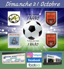 Match - AS Plouharnel