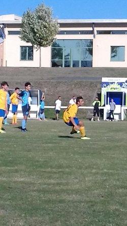 U18 ENTENTE 13/09/18 - Association Sportive Saint Agnanaise