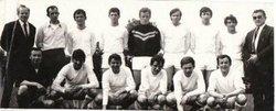 Saison 1970-1971 - AMICALE SPORTIVE TREMEVENOISE