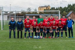 Seniors (A) - St Valery - 11/11/2018 - - AS TREPORT FOOTBALL