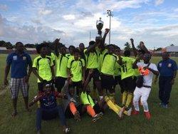 Champion de Guyane Régional 2 - association sportive et culturelle de l'ouest