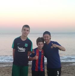 Barcelone beach soccer 2018