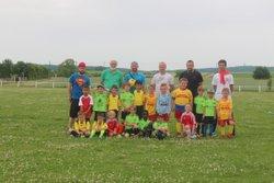PLATEAU U7 A COURSON (26/05/2018) - Alliance Sportive Football Courson-les-Carrières