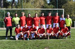 L'équipe seniors 1 des ASG victorieuse de celle de CORDEMAIS TEMPLE par 2 buts à 0. - ASG Football - Amis Sportifs Guillaumois