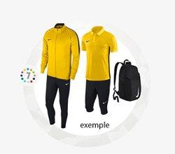 Kit ASG 2018/19 cliquez ici  pour le détail