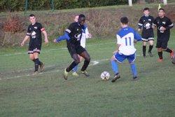 Rivery 1 U18 - Villers Bretonneux le 10/11/2018 - Association sportive municipale RIVERY